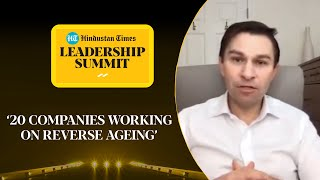 Will we ever get a pill for reverse ageing? Dr. David Sinclair answers #HTLS2020