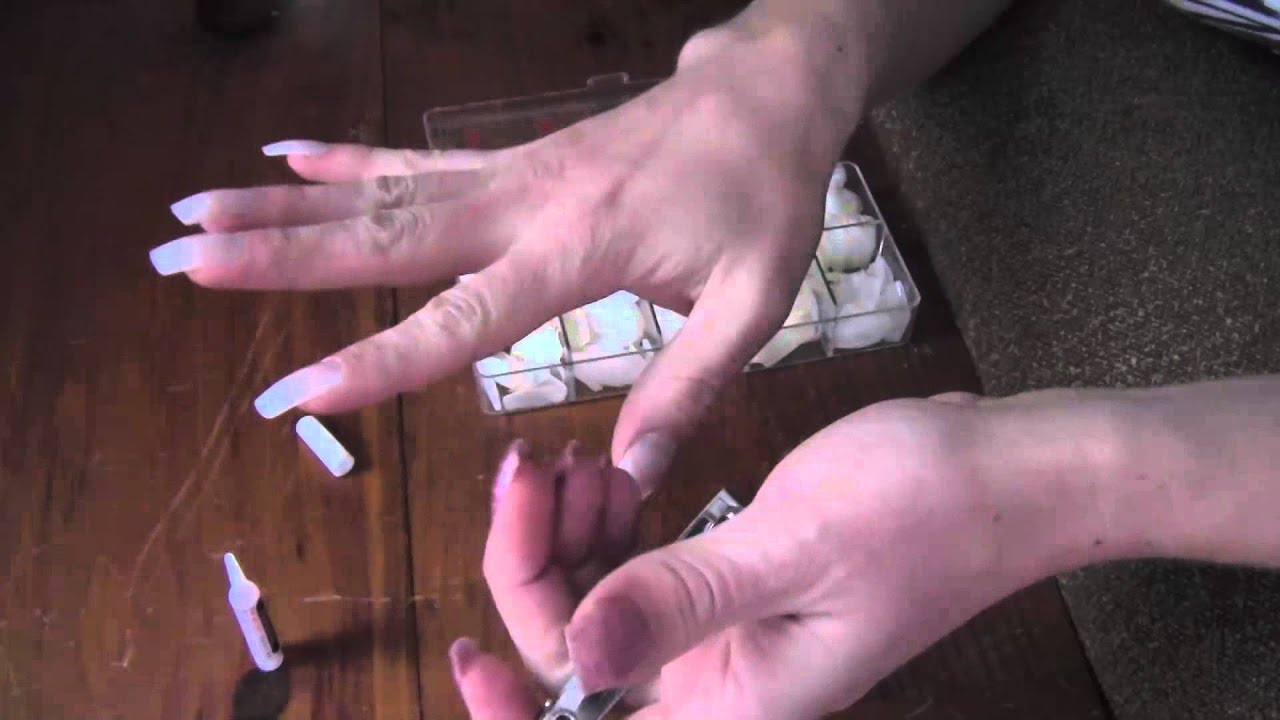 Acrylic nails for guys