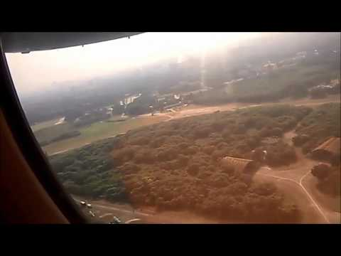 Amazing Takeoff from Dhaka Airport