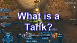 SWTOR: Beginners Guide To Tanking Part #1