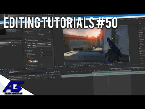 CS:GO Editing Tutorials #50 - Custom Skybox & Glowing Sky v3 (After Effects)