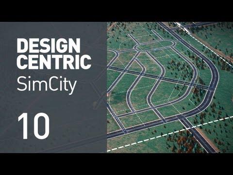 EP 10 - A high-tech city is born (Design Centric SimCity)