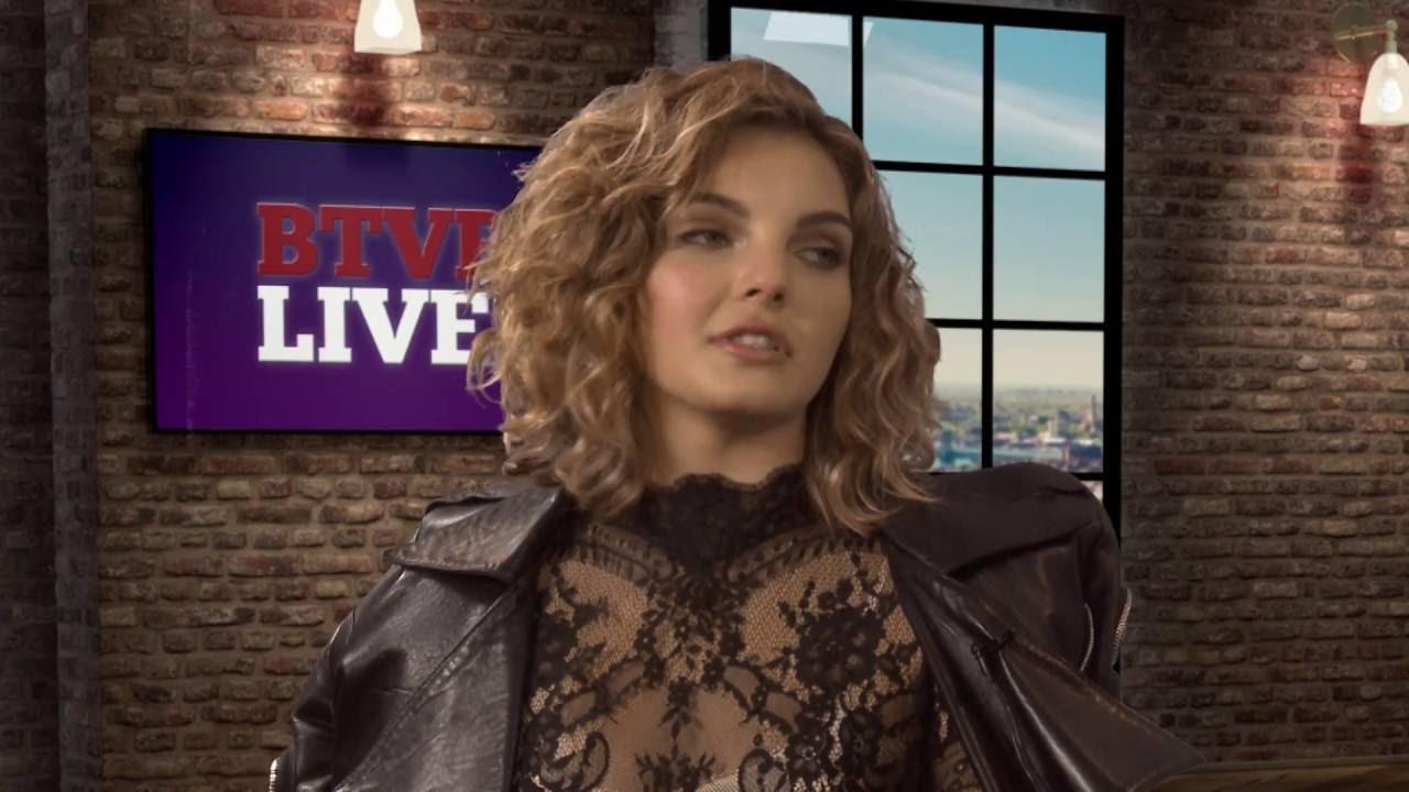 "Camren Bicondova Gotham Season 4: Camren Bicondova On ""Gotham"" Season 3 Behind The Velvet"