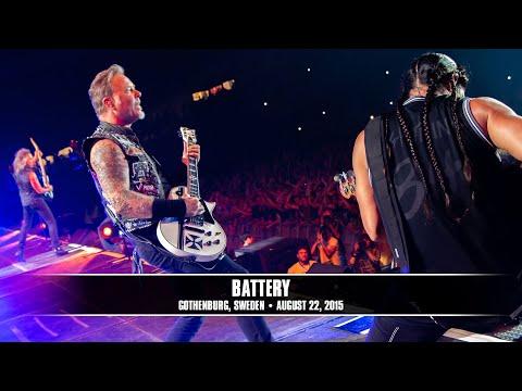 Metallica: Battery (MetOnTour - Gothenburg, Sweden - 2015)