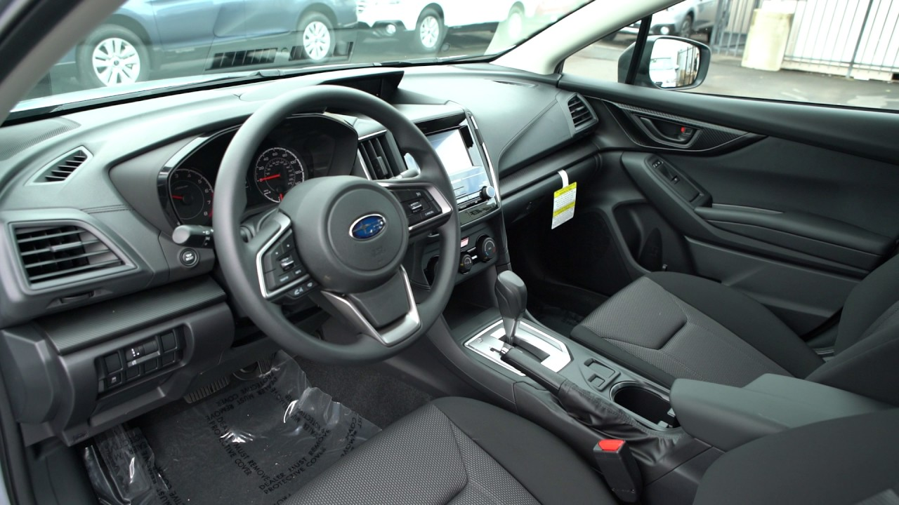 2017 subaru impreza hatchback exterior interior overview. Black Bedroom Furniture Sets. Home Design Ideas