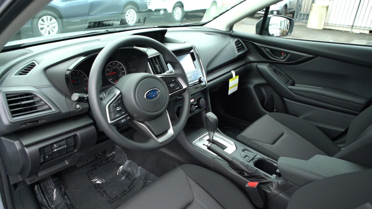 2017 Subaru Impreza Hatchback Exterior Interior Overview Youtube