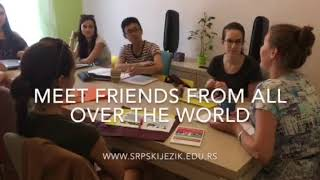 Serbian Courses in Belgrade