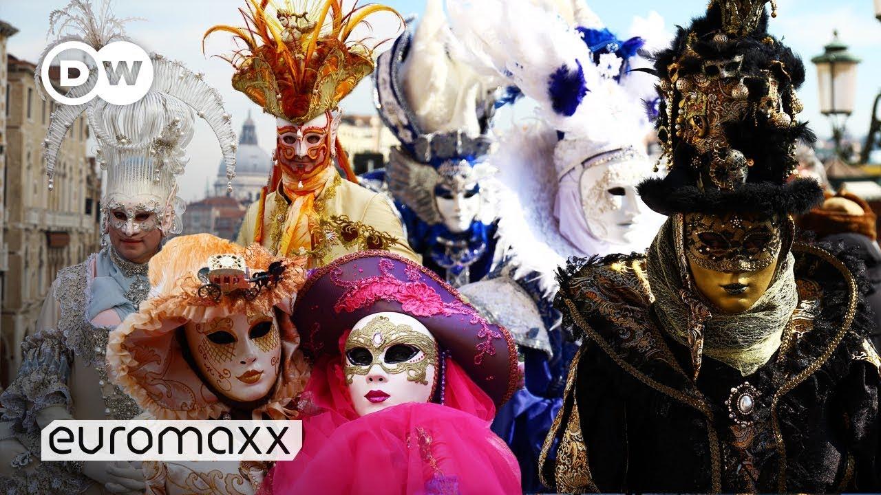 Carnival in Venice Italy | Carnival 2019 | Costume Contest
