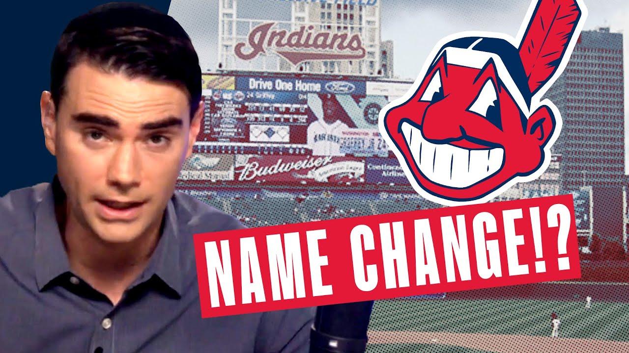 Cleveland Indians GO WOKE & Change Their Name