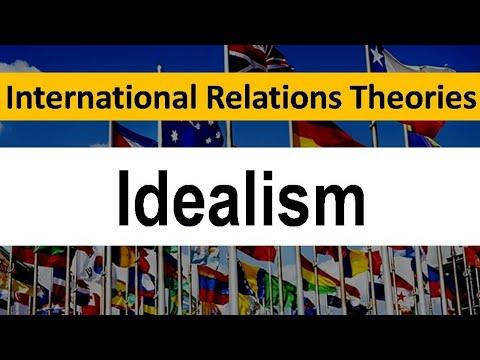 idealism in international relationship