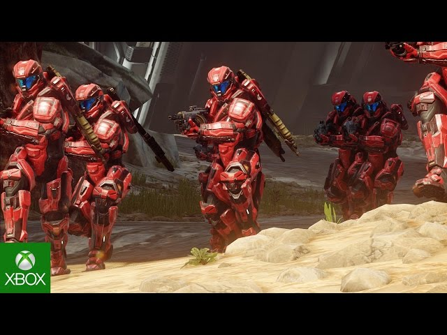 Halo 5: Guardians' Multiplayer, Campaigns And Promotion Abound At E3