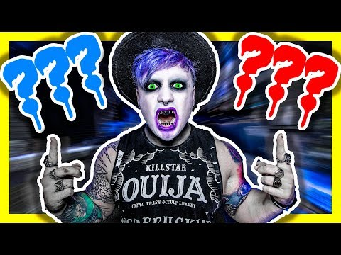 [DELETED VIDEO] GOTH PLAYS WOULD YOU RATHER 2