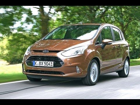 Ford B-Max - Frischer Van von Ford
