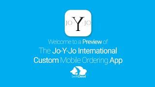 Jo-Y-Jo International - Mobile App Preview - JO-726W