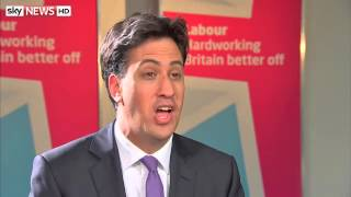 Ed Miliband asked if Nigel Farage is racist