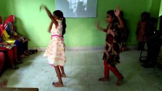 Moneri ghorete dance practice (Mim)