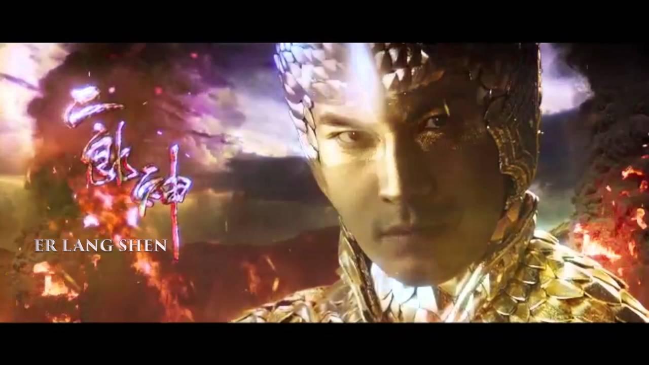 Download LEAGUE OF GODS 封神传奇 - Teaser Trailer