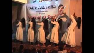 Yesu Tera Naam - Hindi Christian Dance.mp4