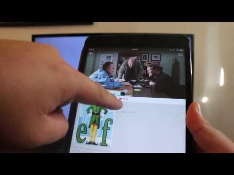 Chromecast: Testing Google Play Movies & TV for iOS