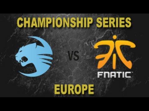 ROC vs FNC - 2014 EU LCS Summer W7D1