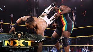 Carmelo Hayes vs. Odyssey Jones – NXT Breakout Tournament Final: WWE NXT, Aug. 24, 2021