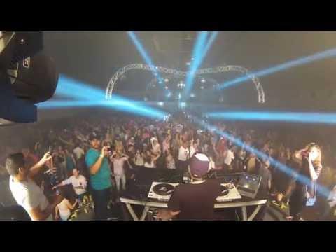 DJ Marquinhos Espinosa na Mega Revival 2014 em Dourados-MS
