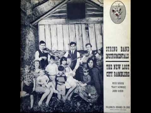 String Band Instrumentals [1964] - The New Lost City Ramblers