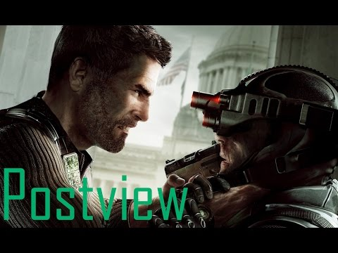 Tom Clancy's Splinter Cell: The Conviction Review/Postview
