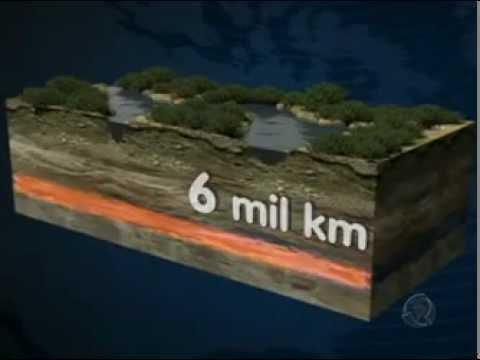 Pesquisadores brasileiros descobrem rio subterrâneo embaixo do rio Amazonas