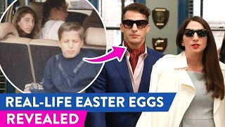 Brooklyn Nine-Nine: Real life Cast Easter Eggs Revealed  |⭐ OSSA Reviews