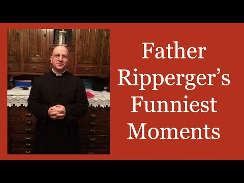 Fr. Chad Ripperger's Funniest Moments - Part 1