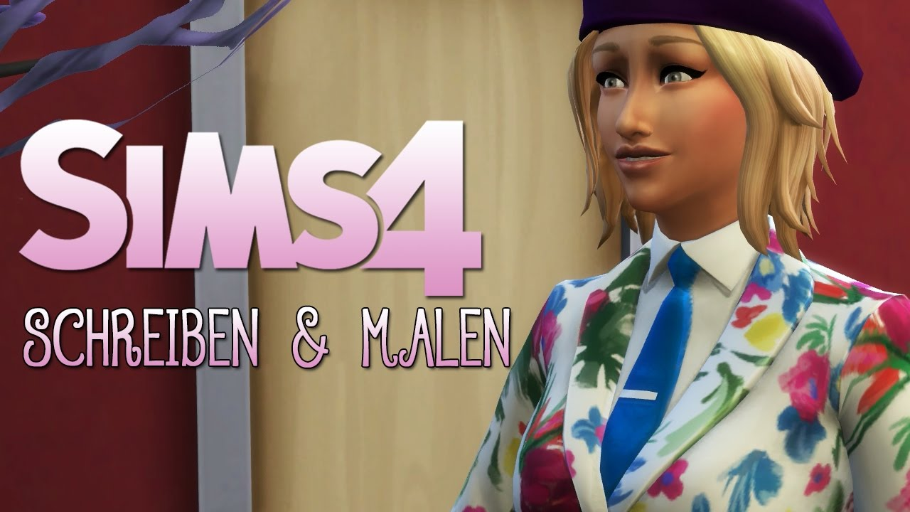 Sims 4 BГјcher Schreiben
