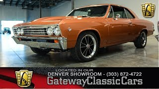 1967 Chevrolet Malibu #400 Denver  - Gateway Classic Cars