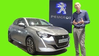 La vraie présentation de la Nouvelle Peugeot 208 : Les Tutos de Berbiguier