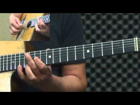 Stochelo teaches 'After You've Gone' - gypsy jazz guitar