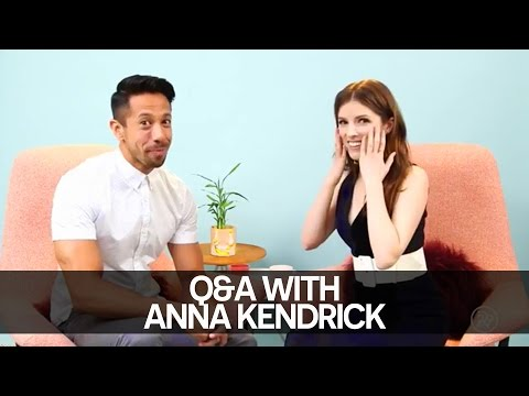 Q&A With Anna Kendrick   Mike & Dave Need Wedding Dates