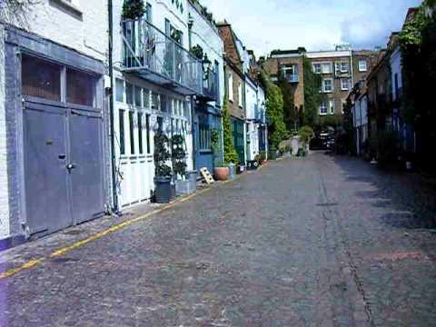 St. Luke's Mews, Notting Hill