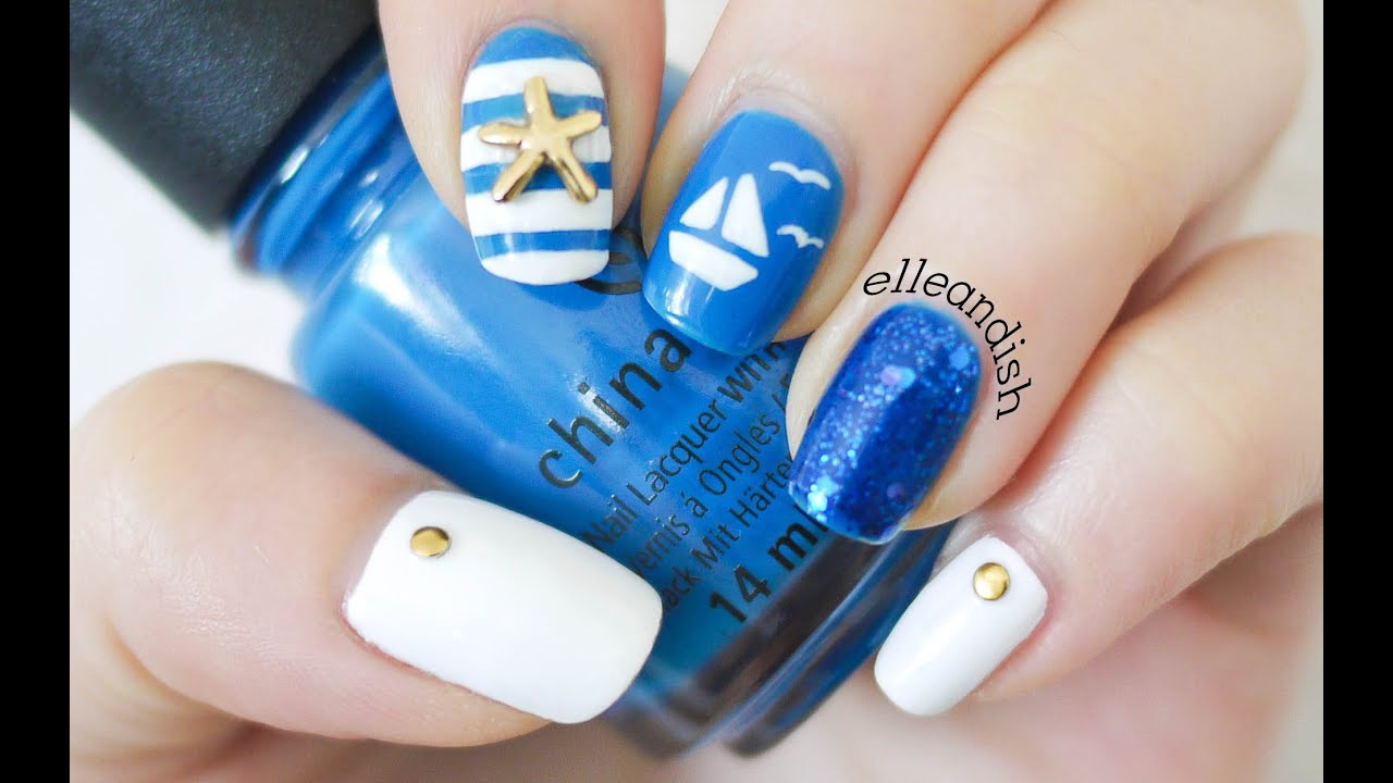 Nautical Boat Nails - YouTube