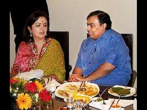 Favourite Food Of India's Billionaire Mukesh Ambani