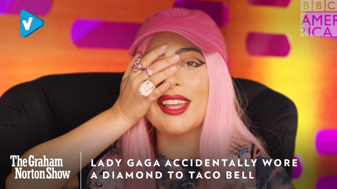 #BBC Guide: Lady Gaga Wore a Diamond to Taco Bell The Graham Norton Show | Fridays 11/10c | BBC