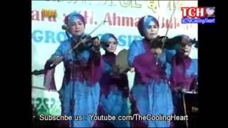 Sukunul Lail Tembang Arabic - Qasidah Modern Nasida Ria Live Simo 2015