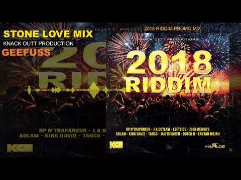 Various Artists  - Stone Love Mix  (Official Audio) | Knackoutt Prod | 2018 RIDDIM | 21st Hapilos
