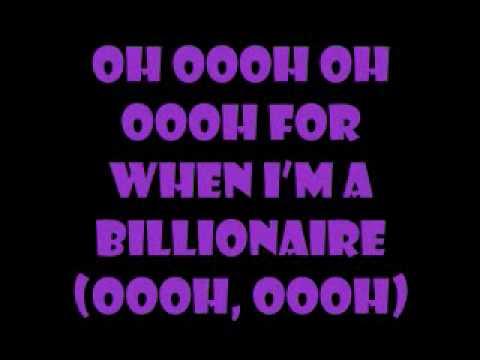billionaire (lyrics)