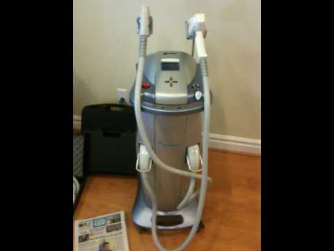 Syneron EMAX IPL And Diode Laser Photo Rejuvenation, Skin Tightening, And Laser Hair Removal Device
