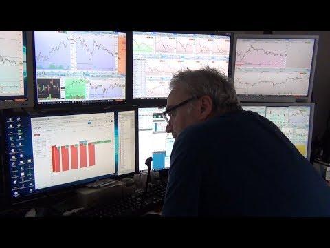 Reportage sur le Day Trading Live de Perceval Finance Conseil