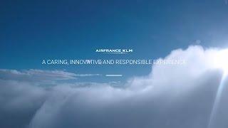 KLM - Air France 2016 corporate social responsibility report