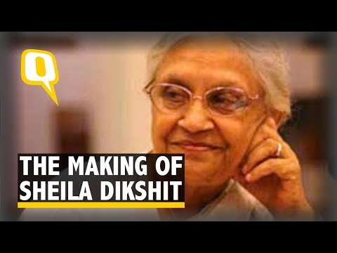 Sheila Dikshit: How A Reluctant Politician Became Delhi's Chief Minister | The Quint