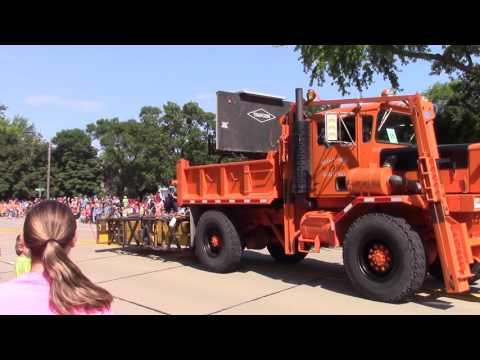 Oshkosh Corp 100th Anniversary Parade
