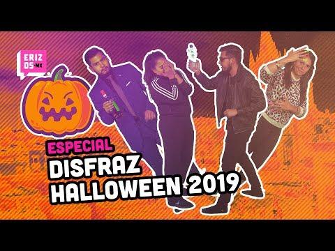 5 disfraces para Halloween de último minuto | Especial | Erizos