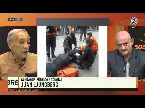 Sobremesa 03-04-20  Juan Ljungberg - Contador Público Nacional